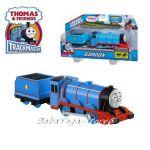 Fisher Price Влакче ГОРДЪН, Thomas & Friends Motorized GORDON Engine от серията TrackMaster, BML09
