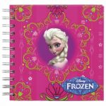 Дневник с твърди корици Disney Елза и Анна от Замръзналото кралство, цвете - 338742