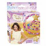 Креативен комплект за бижута Виолета Violetta creative jewelry - 322476