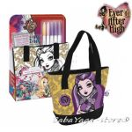 Чанта за оцветяване Ever After High shoulder for painting, 316821
