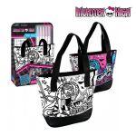 Чанта за оцветяване Monster High shoulder for painting, 282699
