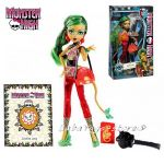 Monster High - Кукла Junafire Long - BGT31
