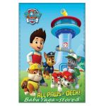 Детско одеяло Paw Patrol fleece blanket on deck - PT07202