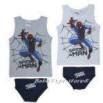 Детско бельо комплект (потник + слип) Спайдърмен Spiderman - 75319