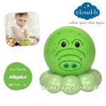 7457 Нощна лампа АЛИГАТОР за детска стая от CloudB Dreamz To Go Zoo Friendz, Aligator
