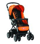 Детска количка FIRENZE Kiddo - 1002 оранжева