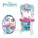 Smoby Детска КУХНЯ Замръзналото кралство, Frozen kitchen, 24498