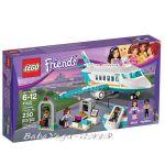 ЛЕГО ФРЕНДС Частният самолет на Хартлейк, LEGO Friends Heartlake private Jet, 41100