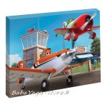 Картина с LED светлина за детска стая САМОЛЕТИТЕ - Planes canvas 440013