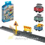 Fisher Price Игрален комплект за ремонт Thomas & Friends Rail Repair Set от серията TrackMaster, BMK80