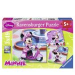 Ravensburger ПЪЗЕЛ за деца ДИСНИ 3x49 Disney Minnie Mouse - 09338