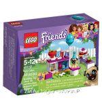 ЛЕГО ФРЕНДС Празнична почерпка, LEGO Friends Party Cakes, 41112