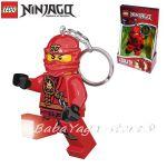 2016 LEGO Ninjago Ключодържател с LED светлина RED - 9230
