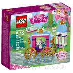 2016 LEGO DISNEY Palace Pets Кралската карета на Pumkin Pumpkin's Royal Carriage - 41141