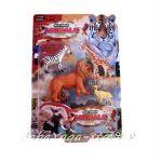 Фигурки на диви животни АФРИКА Wild Animals Play set - 9614