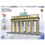 Ravensburger 3D ПЪЗЕЛ Световни забележителности: Бранденбургската врата, Brandenburger Tor-Berlin, 12551