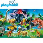 ПЪЗЕЛ Playmobil ДИНОЗАВРИ с мини-фигура (150) на Schmidt