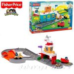 Fisher Price Летище от серията Little People Discovery Airport, C4780