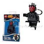 LEGO Star Wars Ключодържател с LED светлина DARTH MAUL