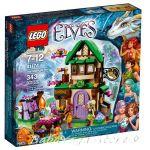 LEGO ELVES Пещерата с лава на огнения дракон Fire Dragon's Lava Cave - 41175
