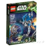 LEGO STAR WARS Кораб AT-RT, 75002