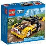 LEGO City Състезателна кола Rally Car - 60113