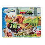 Thomas and Friends Игрален комплект Dino discovery от серията Adventures, FBC67