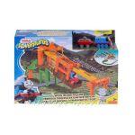 Thomas and Friends Игрален комплект Misty Island Zipline от серията Adventures, FBC60
