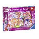 Ravensburger ПЪЗЕЛ за деца УИНКС, Winx Puzzle, 8031
