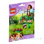 ЛЕГО ФРЕНДС Скривалището на Таралежа, LEGO Friends Hedgehog's Hideaway, 41020