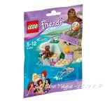 ЛЕГО ФРЕНДС Малката скала на Тюленчето, LEGO Friends Seal's Little Rock, 41047