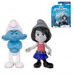 Фигурки за игра Мърморко и Лепка от серията Смърфовете, Smurfs