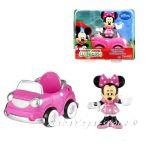Фигурки за игра Мини Маус с кола  от серията Clubhouse, Minnie Mouse Fisher Price, T3219