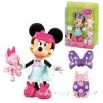 Фигурки за игра Мини Маус с пижама от серията Bowtique, Minnie Mouse Fisher Price, X5168