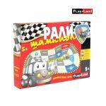 Play Land Занимателна игра за деца, Рали шампион, A-822
