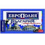 Play Land Занимателна игра за деца, Европолия България малка, A-178