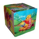 Меко кубче за баня Disney, Bath baby cube, Winnie the Pooh, 68F