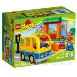 LEGO DUPLO Училищен автобус, School Bus, 10528
