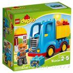 LEGO DUPLO КАМИОН, Truck, 10529
