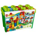 LEGO DUPLO Луксозна кутия за забавления Deluxe Box of Fun, 10580