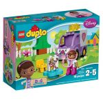 LEGO DUPLO Клиниката на Докторката Doc McStuffins Rosie the Ambulance, 10605