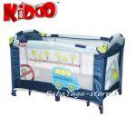Кошарка за бебе на 2 нива TRAFIC от KIDDO - 4008