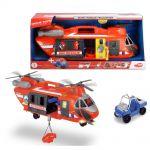 Dickie Детска играчка Гигантски Спасителен хеликоптер, Giant Rescue Helicopter, 203309000