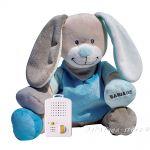 BabiAge Doodoo 0120 Rabbit Turquoise Blue