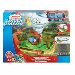 Fisher Price Игрален комплект Въртящо Торнадо, Thomas & Friends Twisting Tornado Set от серията TrackMaster, FJK25