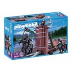 Playmobil Knights: Рицари в битка, Falcon Knight's Battering Ram, 4869