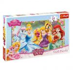 Trefl puzzle (24) Maxi pieces, Princess, 14223