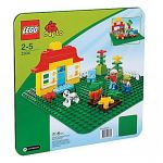 LEGO DUPLO Large Green Building Plate, 2304