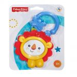 Fisher Price Teether Lion/Frog, CBL16