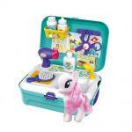 Детска раница-куфар с магазин за домашни любимци и Пони Bowa, Pet shop and Pony, 8365